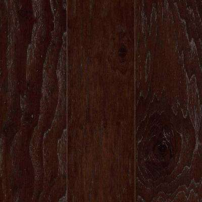 Hamilton Canyon Brown Hickory 3/8 in. Thick x 5 in. Wide x Random Length Engineered Hardwood Flooring (28.25 sqft./case)