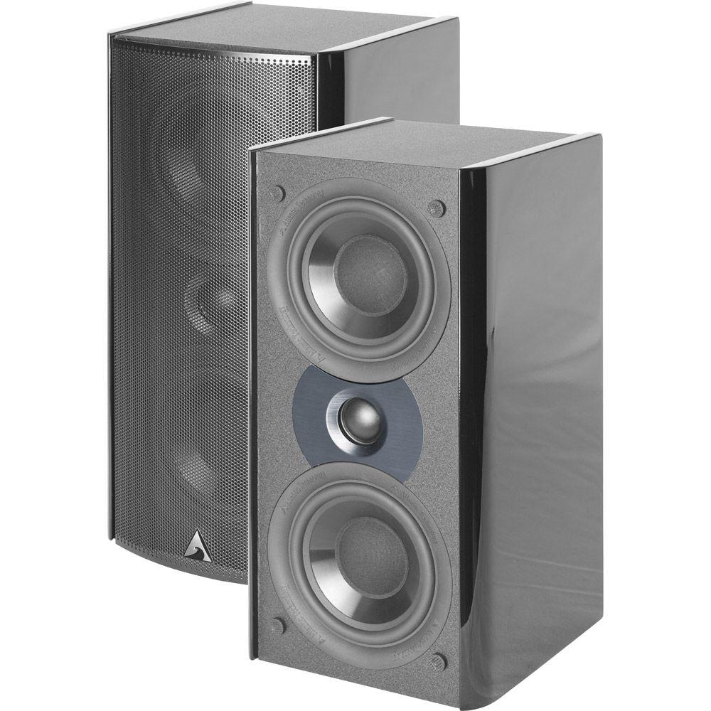 Atlantic Technology Front Channel Speakers - Glb Gloss Black-DISCONTINUED