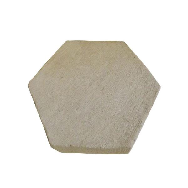 10.25 in. x 10.25 in. Hexagonal Concrete Pavers I (Pallet of 112)