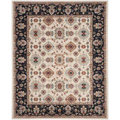 Fresh 8 X 10 - Cream - Area Rugs - Rugs - The Home Depot ZR47