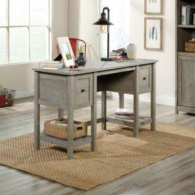 Cottage Road Mystic Oak Desk with File Drawer