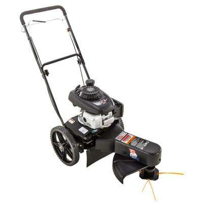 22 in. - 4.4 HP Honda Gas Self-Propelled Walk-Behind String Trimmer