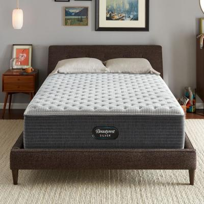 BRS900-C 13.75 in. Queen Extra Firm Mattress with 6 in. Box Spring