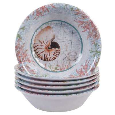 Sanibel Multicolor All Purpose Bowl (Set of 6)