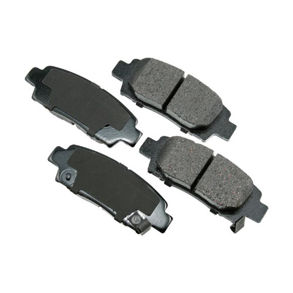 1999 Toyota Camry Brake Pads: ProAct Ultra-Premium Ceramic Brake Pads 1995-1999 Toyota