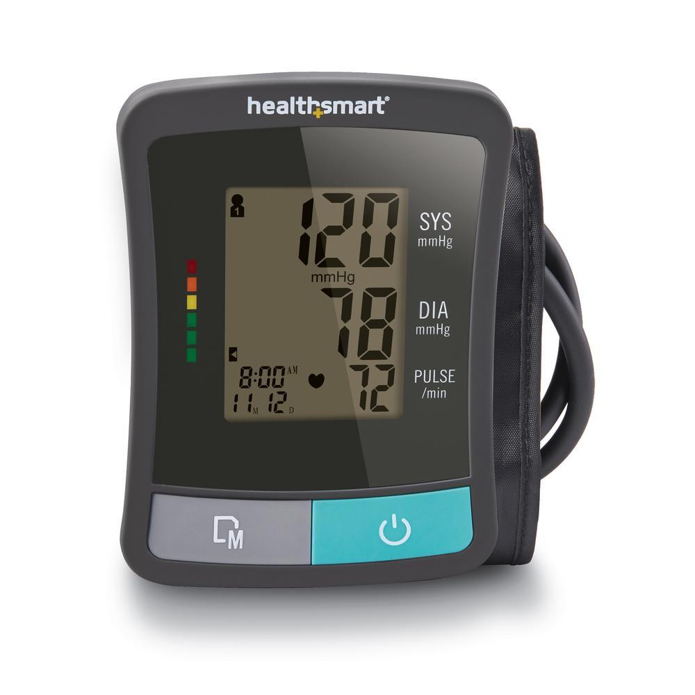 Healthsmart Standard Series Digital Upper Arm Blood Press...