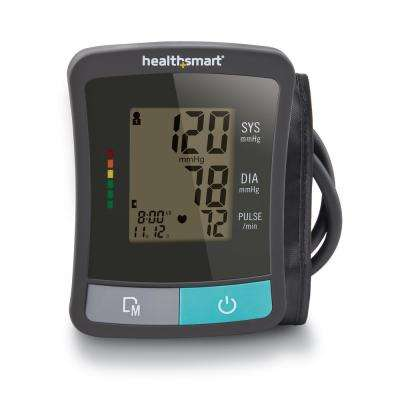 Standard Series Digital Upper Arm Blood Pressure Monitor in Black
