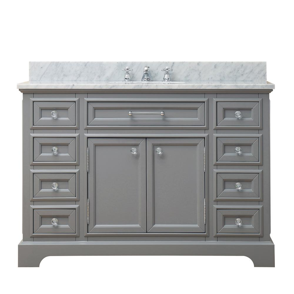 Derby 48 in. W x 22 in. D Bath Vanity in