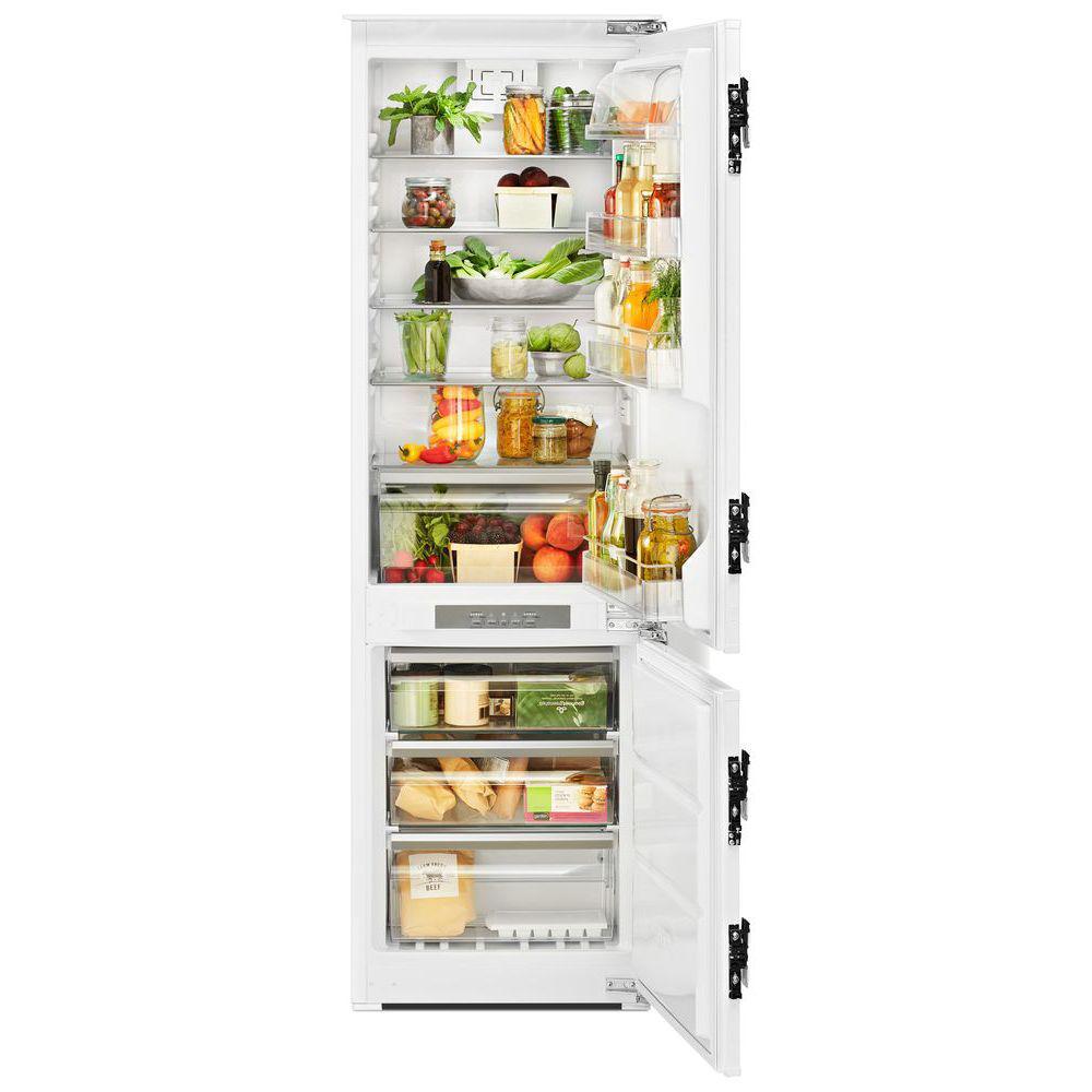 10 cu. ft. Built-In Bottom Freezer Refrigerator in Panel Ready