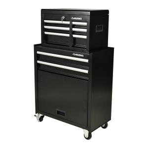 Deals on Husky 26.5 in. 5-Drawer Tool Chest and Cabinet