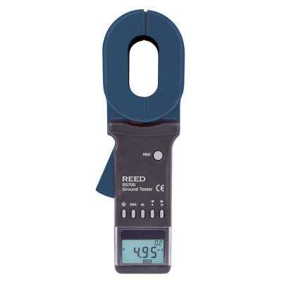 Clamp Ground Resistance Tester