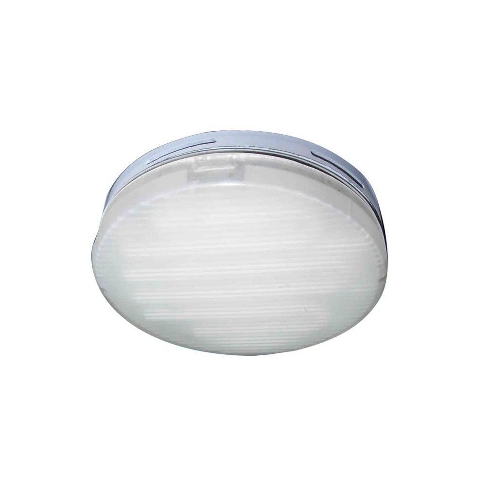 Hampton Bay 20W Equivalent Soft White (2700K) T5 GX53 Fluorescent Under-Cabinet CFL Light Bulb