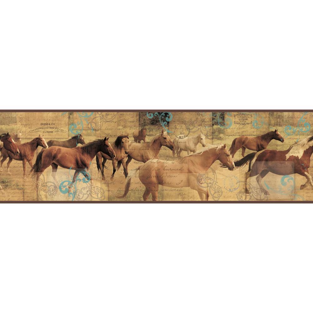 Border Portfolio II Pony Express Border