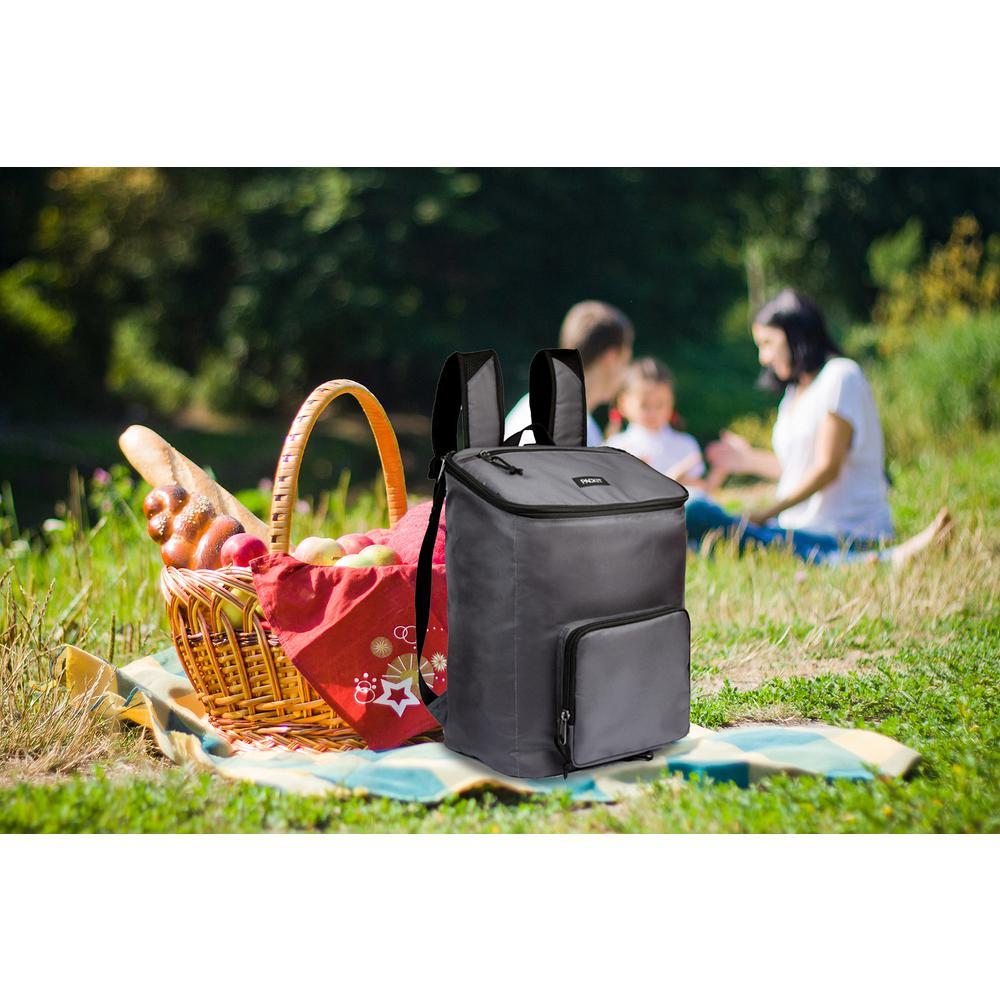Charcoal Cooler Backpack