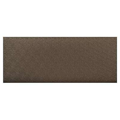 Kitchen Comfort Black 1 ft. 8 in. x 4 ft. Floor Mat