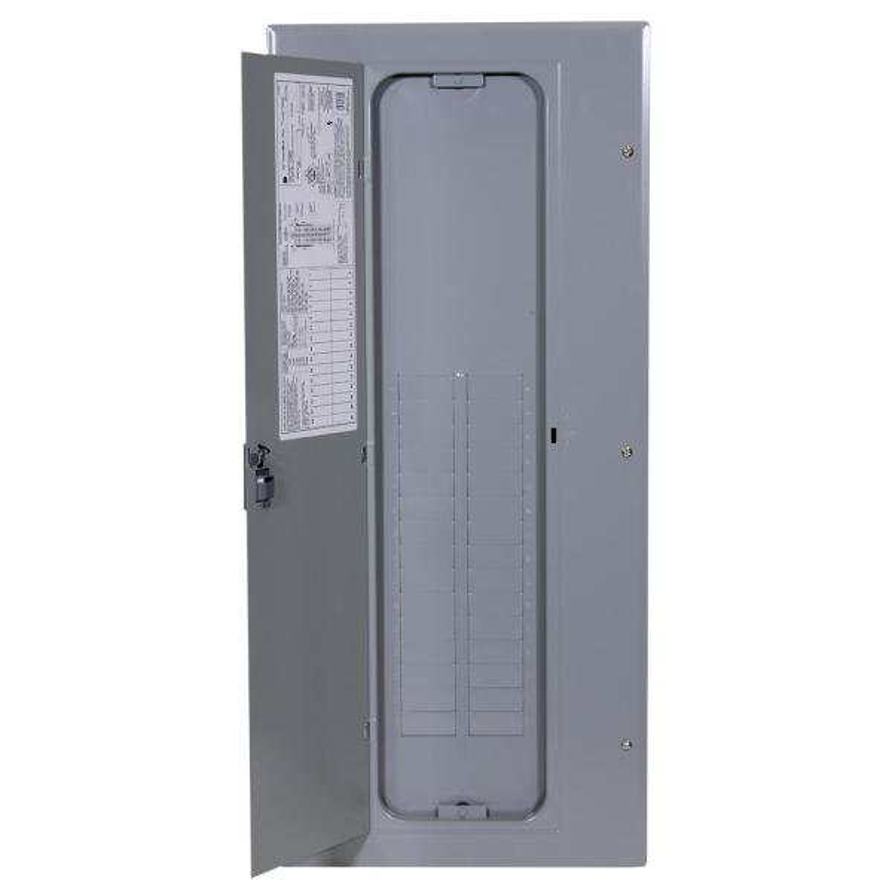PowerMark Gold 200 Amp 30-Space 30-Circuit 3-Phase Indoor Main Lug Circuit Breaker Panel