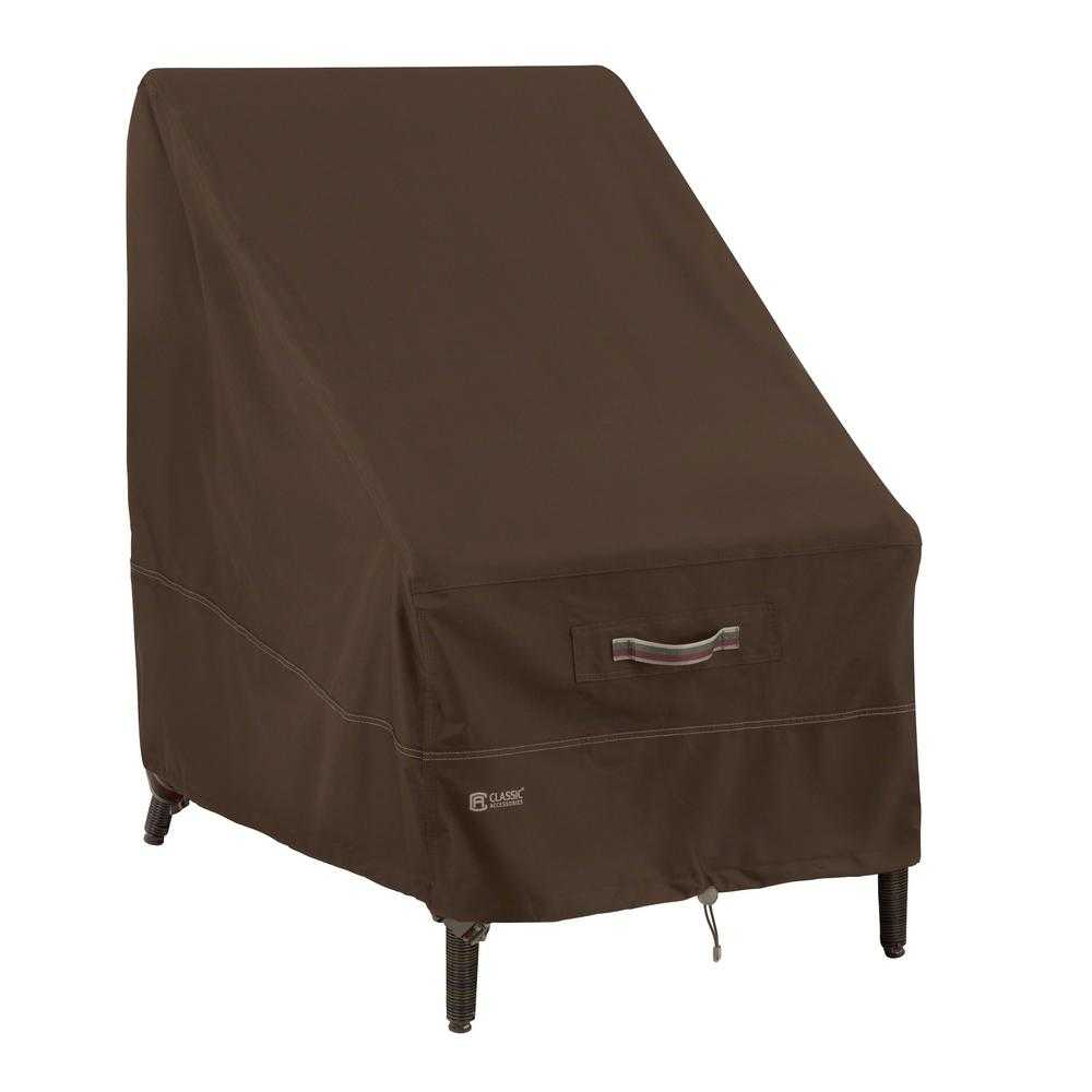 Classic Accessories Madrona Rainproof High Back Patio Chair Cover 55 716 0166