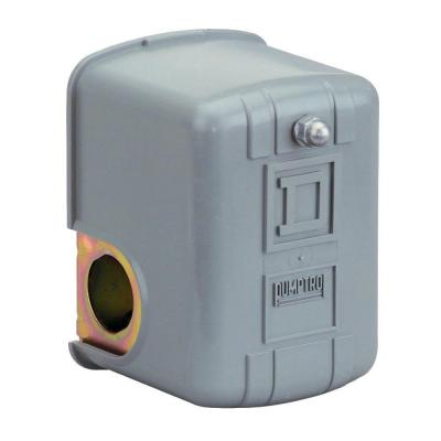 Square D 30-50 psi Pumptrol Well Pump Water Pressure Switch ... on