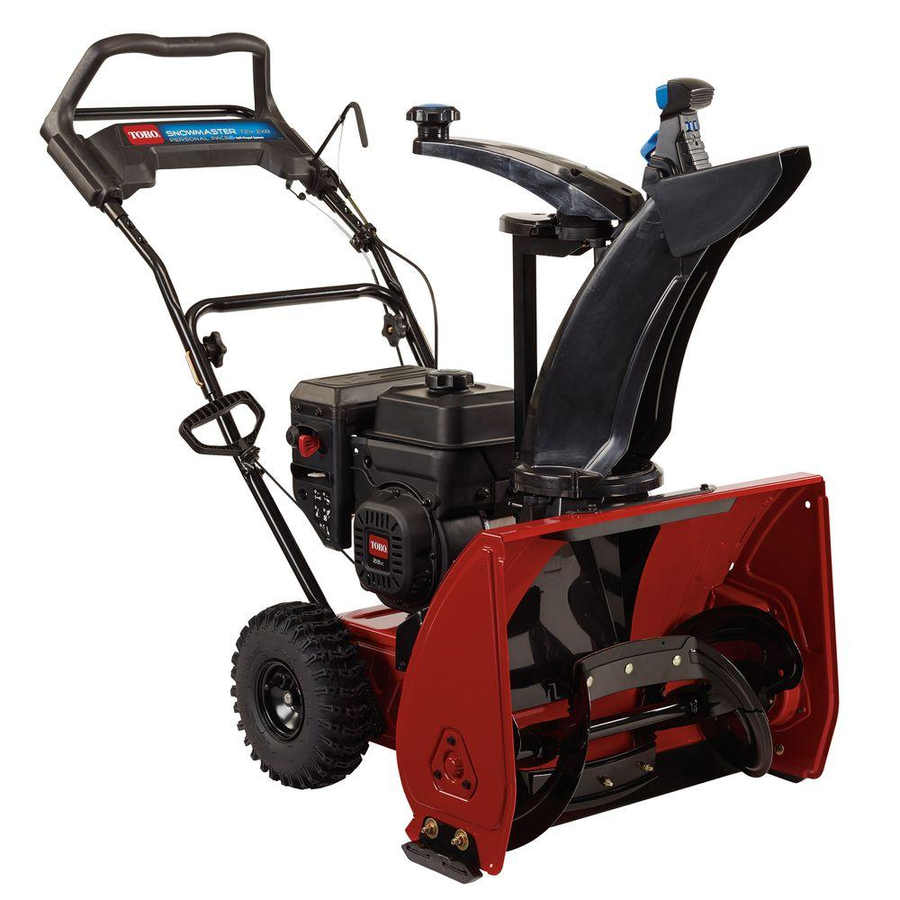 Toro SnowMaster 724 ZXR 24 in. 212cc Single-Stage Gas Snow Blower