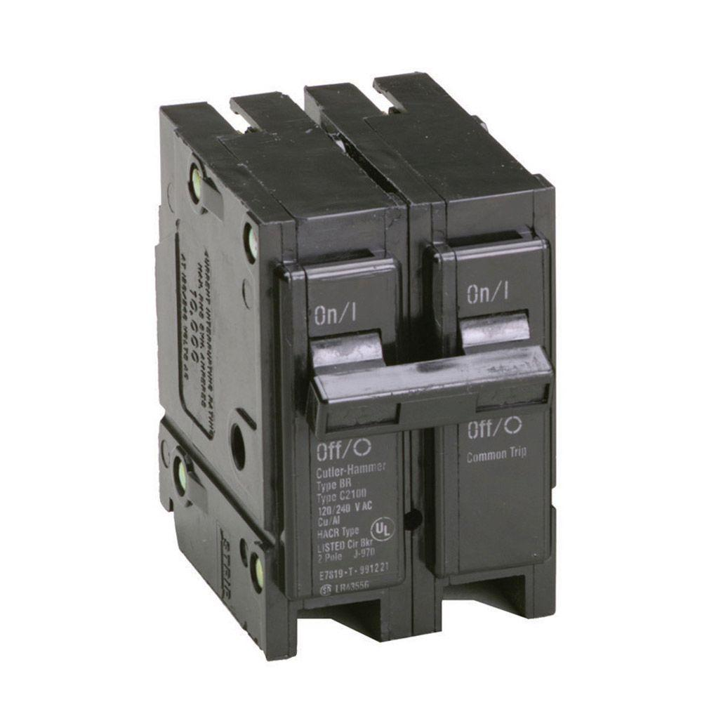 Eaton br 80 amp 2 pole circuit breaker br280 the home depot eaton br 80 amp 2 pole circuit breaker keyboard keysfo Gallery