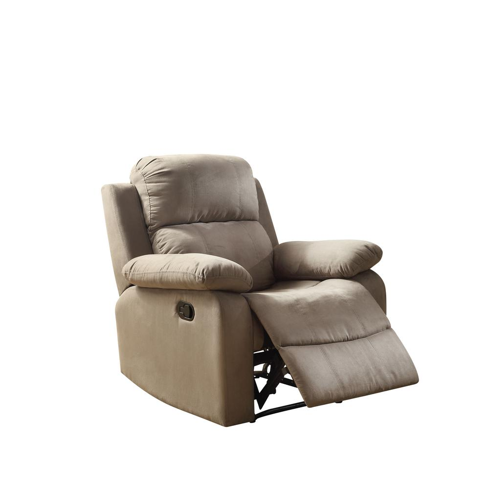 Acme Furniture Parklon Gray Recliner