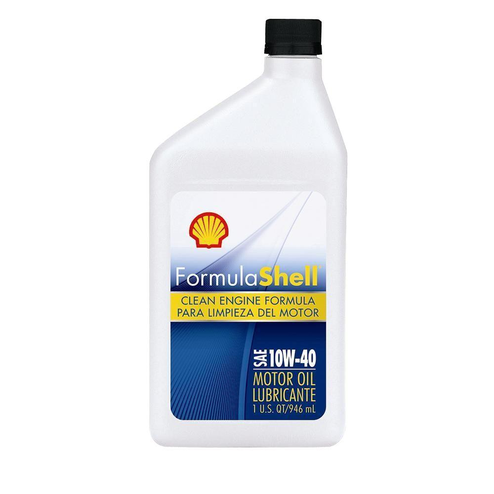 Formula Shell 10W-40 Formula Shell Conventional Motor Oil - 1 Qt.