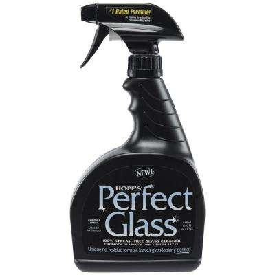 32 oz. Perfect Glass Fresh and Clean Streak-Free Glass Cleaner