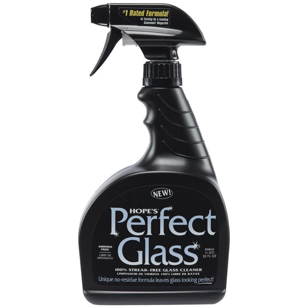 32 oz. Perfect Glass Fresh and Clean Streak-Free Glass Cleaner