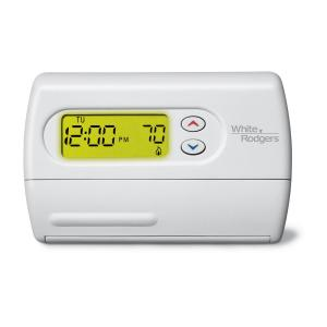 Emerson Single Stage 5-1-1 Day Programmable Thermostat-P210