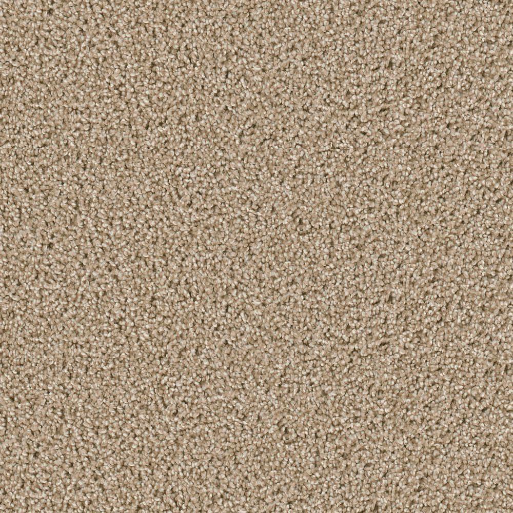 Northglen Malibu Texture 18 in. x 18 in. Carpet Tile (10 Tiles/Case)