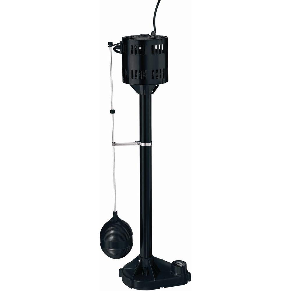 1/3 HP Economy Pedestal Sump Pump