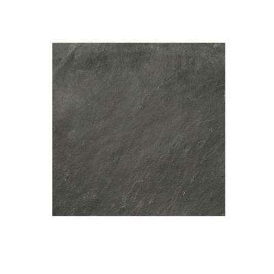 16 in. x 16 in. Smoke Slate Deck Stone