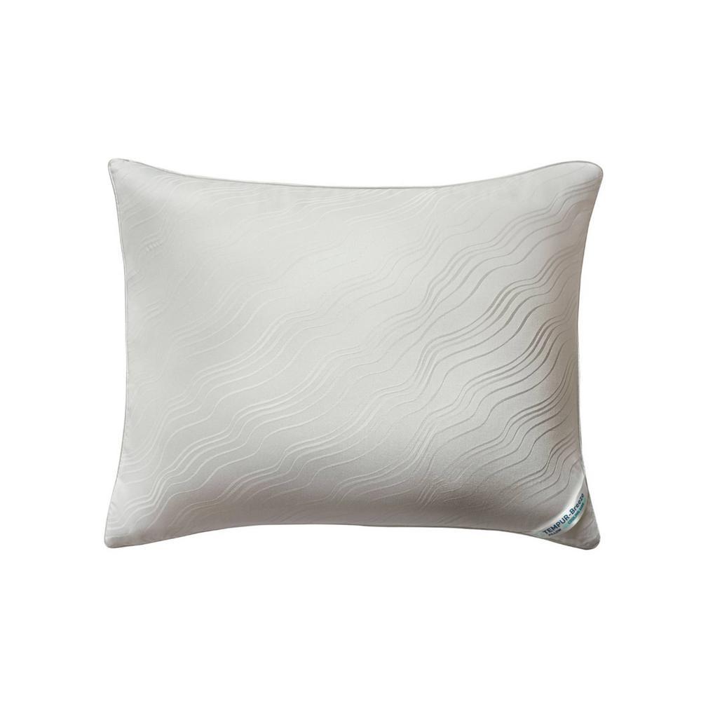 TempurPedic Breeze 10 Foam Queen Bed Pillow15435121 The Home Depot