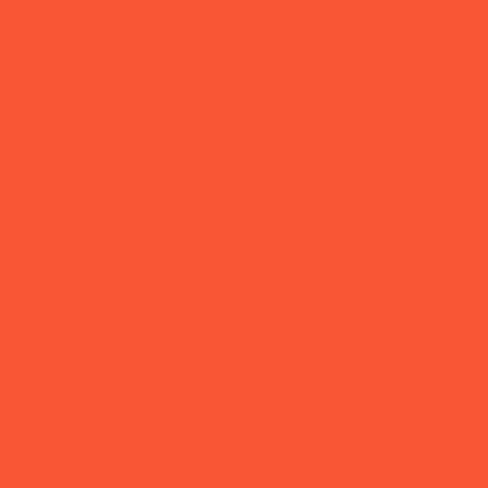 5 in. x 7 in. Infiniti Laminate Sample in Clementine AbsoluteMatte