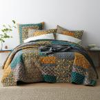 Chara Multi King Quilt