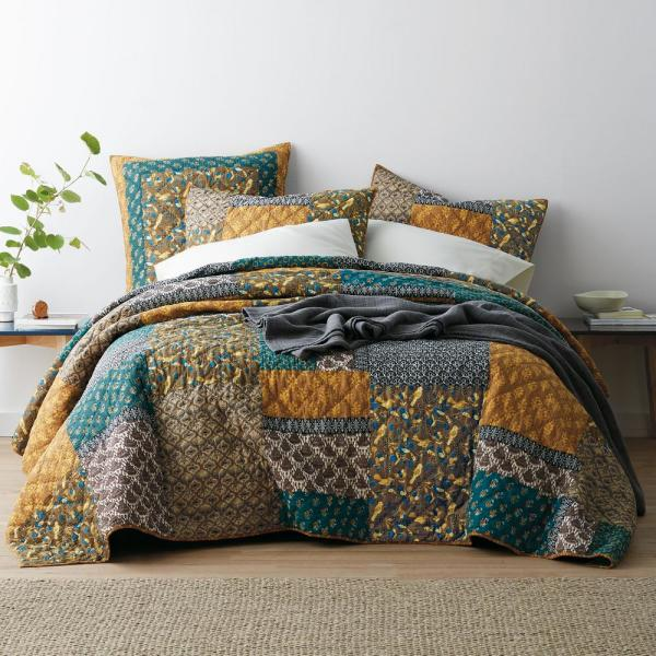 The Company Store Chara Multi King Quilt