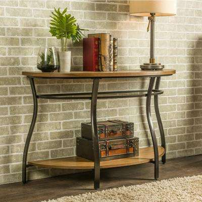 Newcastle Brown Console Table