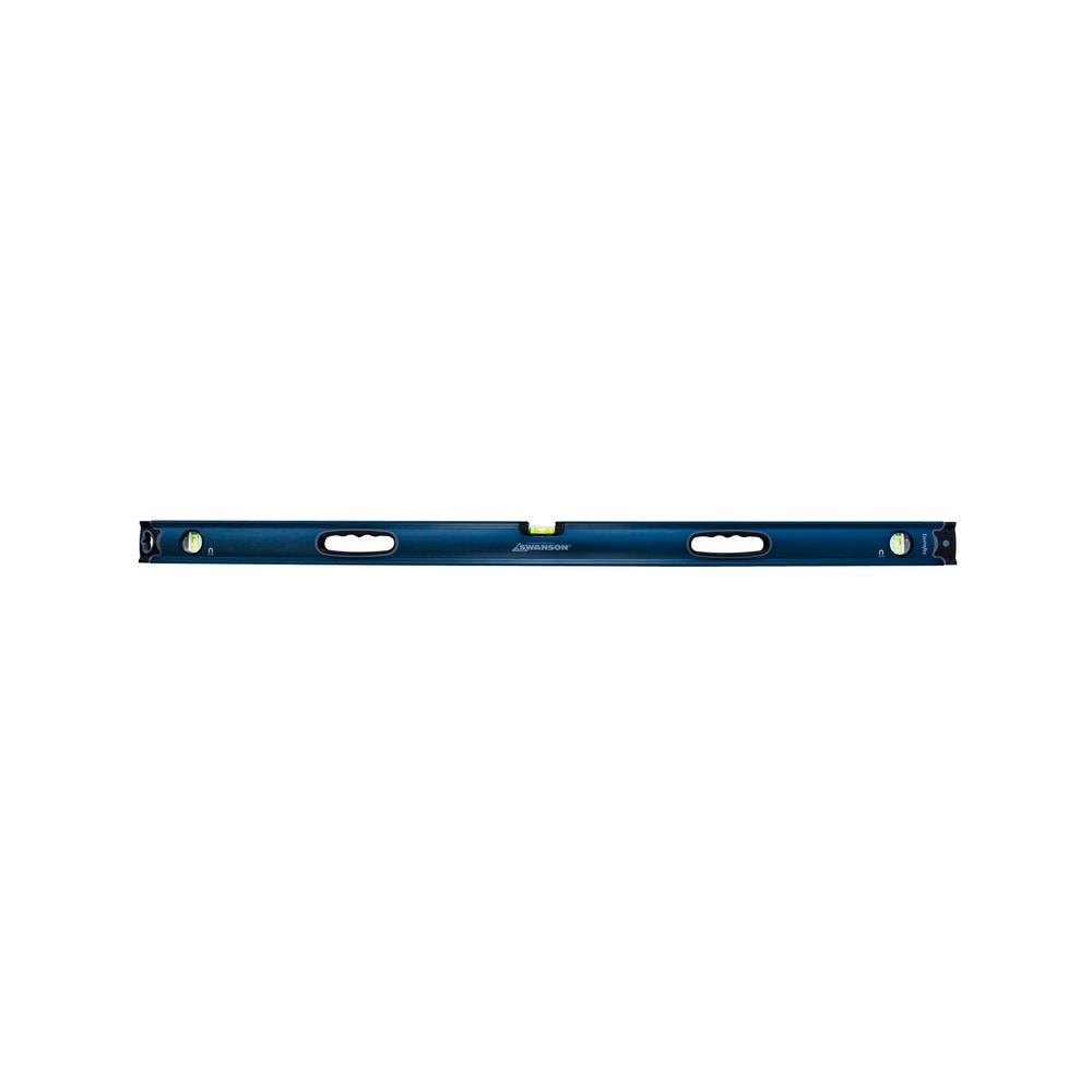 Swanson 48 in. Magnetic Lighted Box Beam level