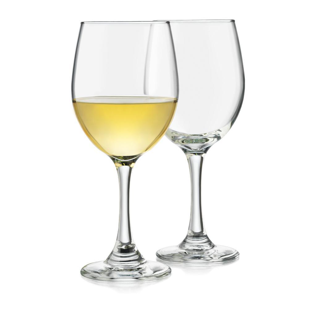 Classic 4-piece White Wine Glass Set