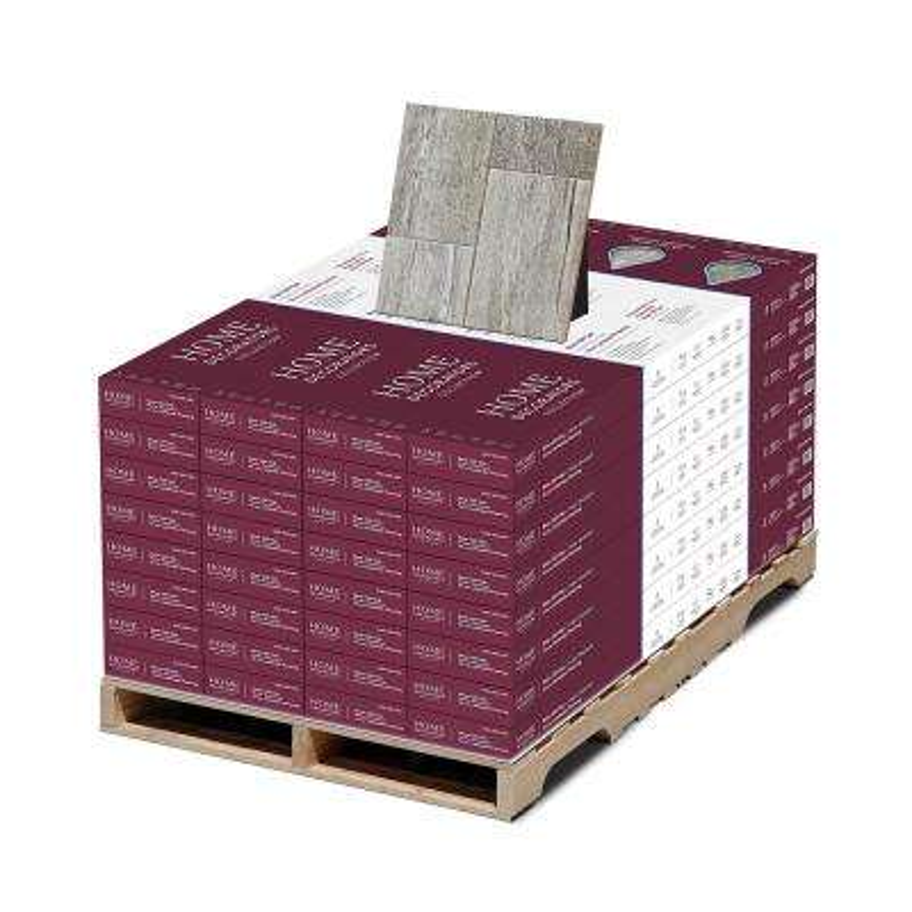 Silver Cliff Oak 12 mm T x 7.5 in W x 50.67 in L Water Resistant Laminate Flooring (810.5 sq.ft./pallet)