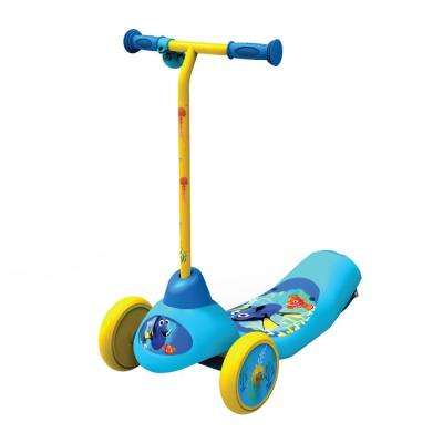 Disney Finding Dory Safe Start 3-Wheel Electric Scooter