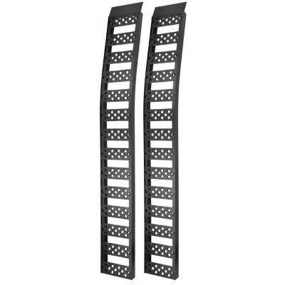 94 in. Black Ice Arched Pair Ramp
