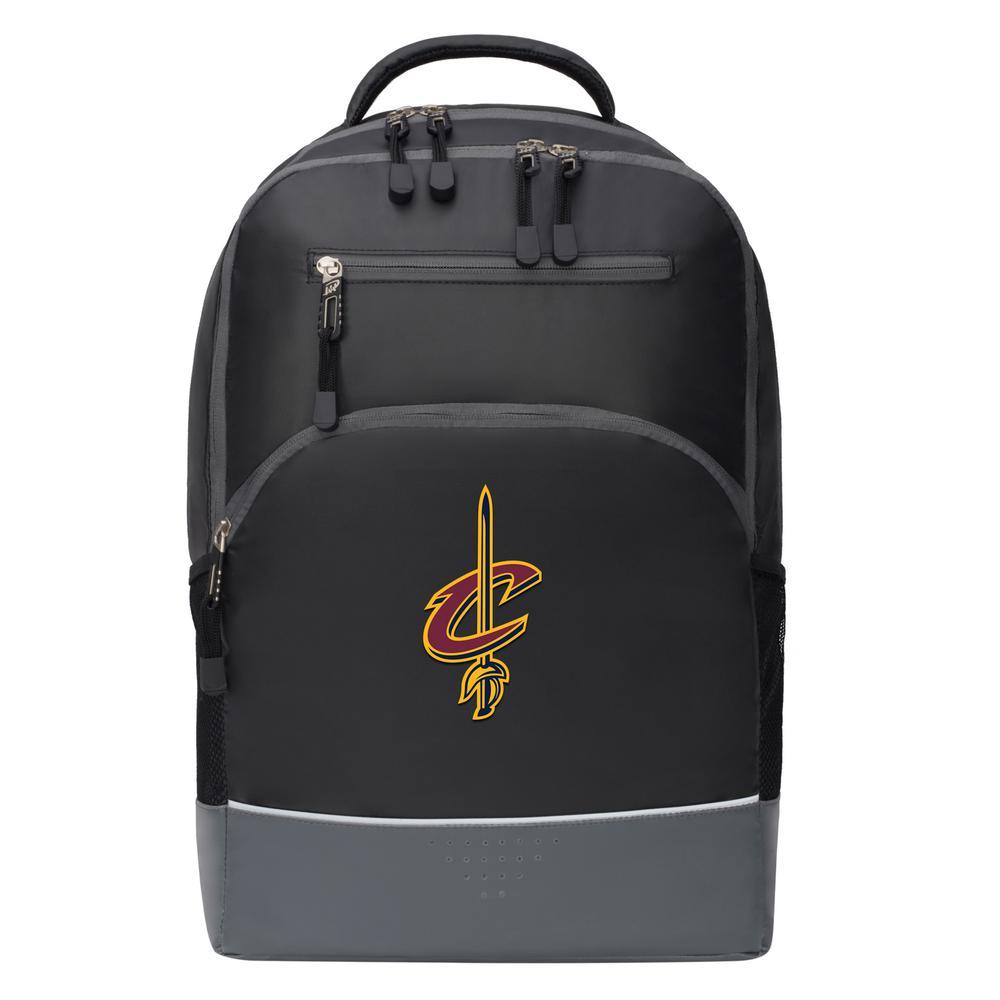Cavaliers 19 in. Black Alliance Backpack