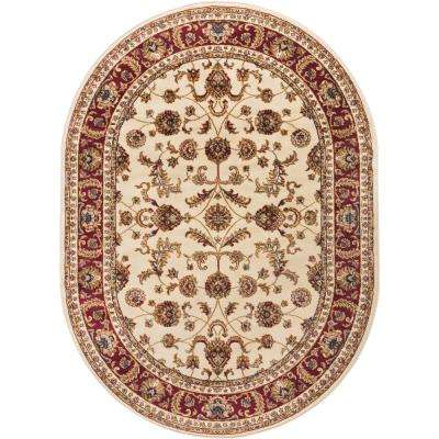aubusson rug p serena oval rugs