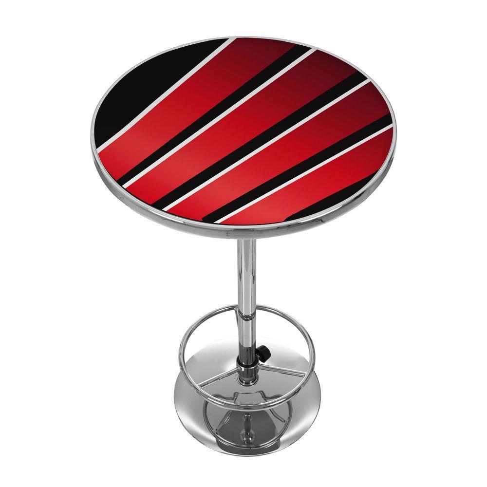 Trademark Honda Wing Chrome Pub/Bar Table