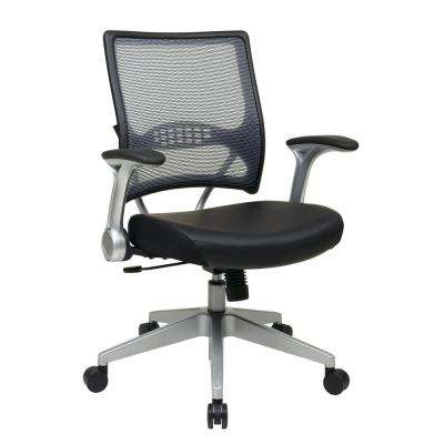 Black AirGrid Back Manager Office Chair