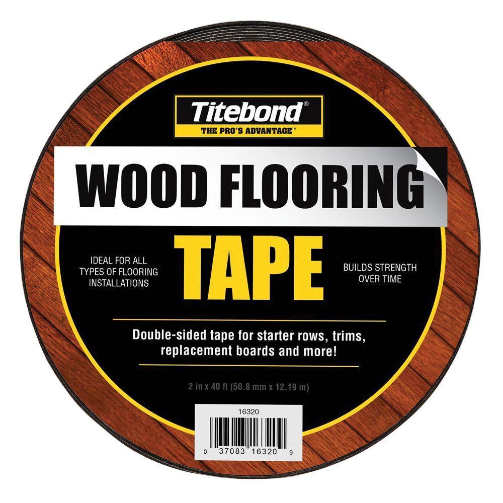 Titebond 2 In X 13 Yds Wood Flooring Tape 12 Pack