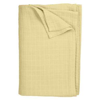 Gossamer Maize Throw