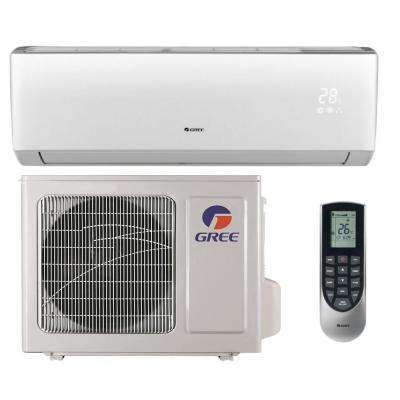 Vireo 9,000 BTU 3/4 Ton Ductless Mini Split Air Conditioner and Heat Pump - 115V/60Hz
