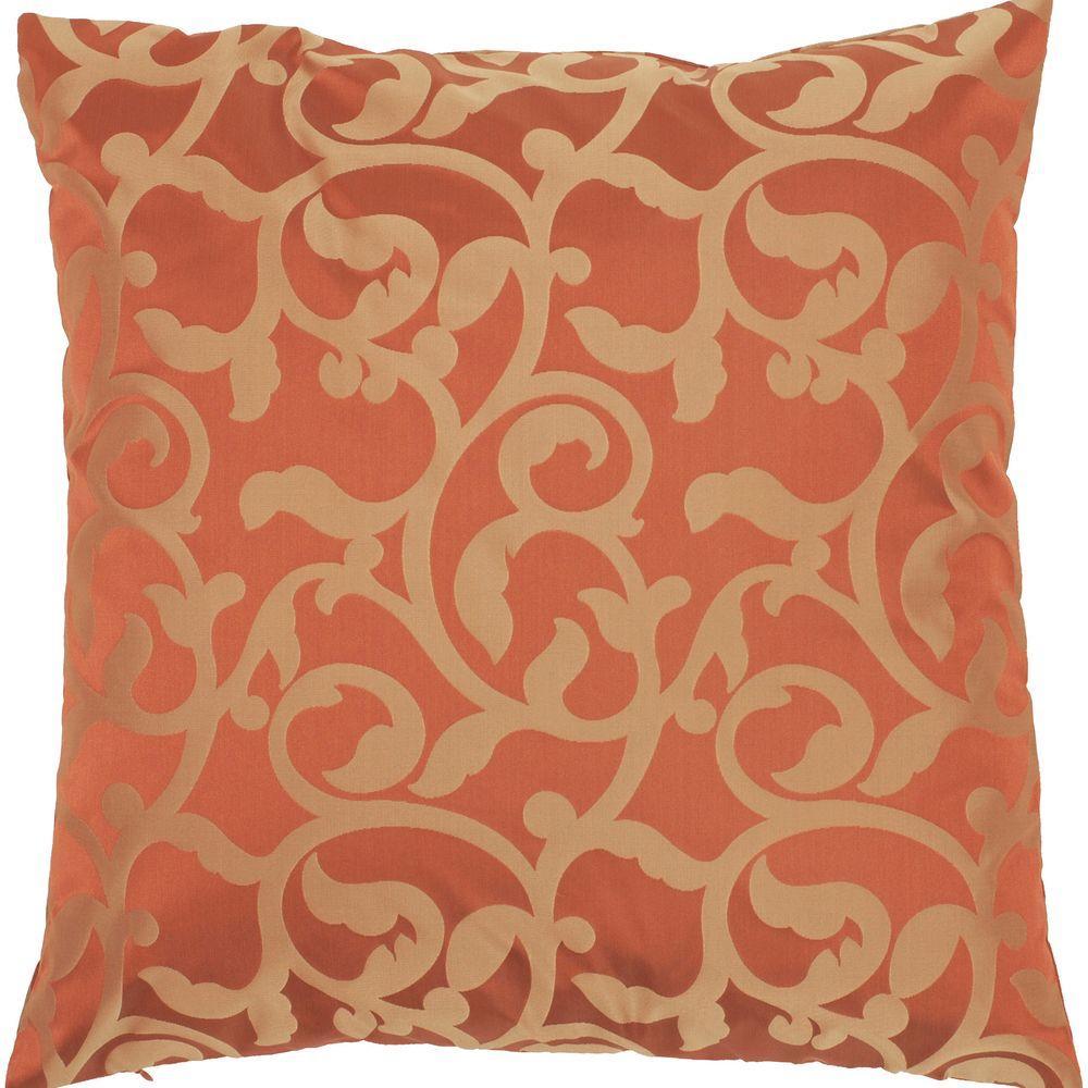 Artistic Weavers LovelyC3 18 in. x 18 in. Decorative Pillow LovelyC3-1818P